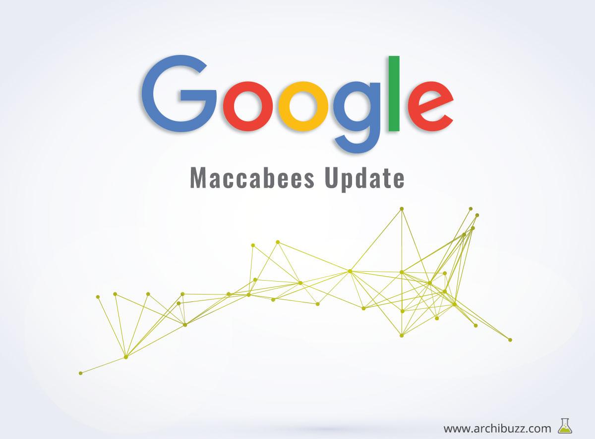 Archibuzz SEO: le novità di Google Maccabees Update