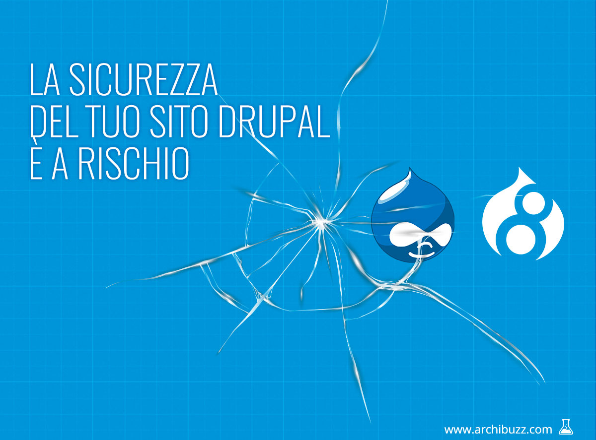 Drupal: critical security update on March 28: are you ready?