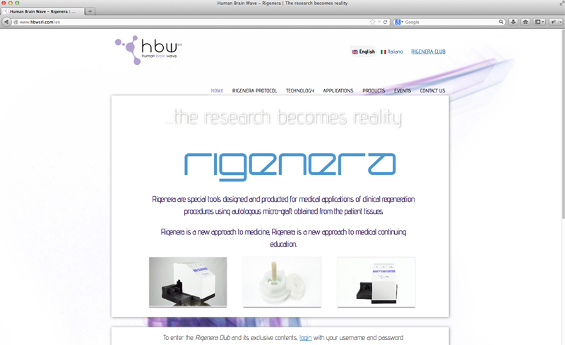 HBW - The research becomes reality